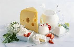 Comer alimentos com cálcio fortalece o corpo